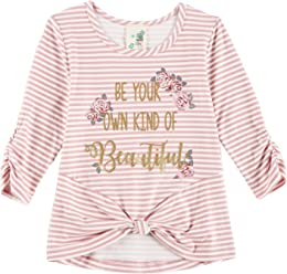 4a923ddf6b79 Lily Bleu Little Girls Be Your Own Kind of Beautiful T-Shirt