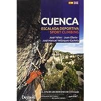 Cuenca. Escalada Deportiva. Sport Climbing - Edición Bilingüe (Guias De Escalada)