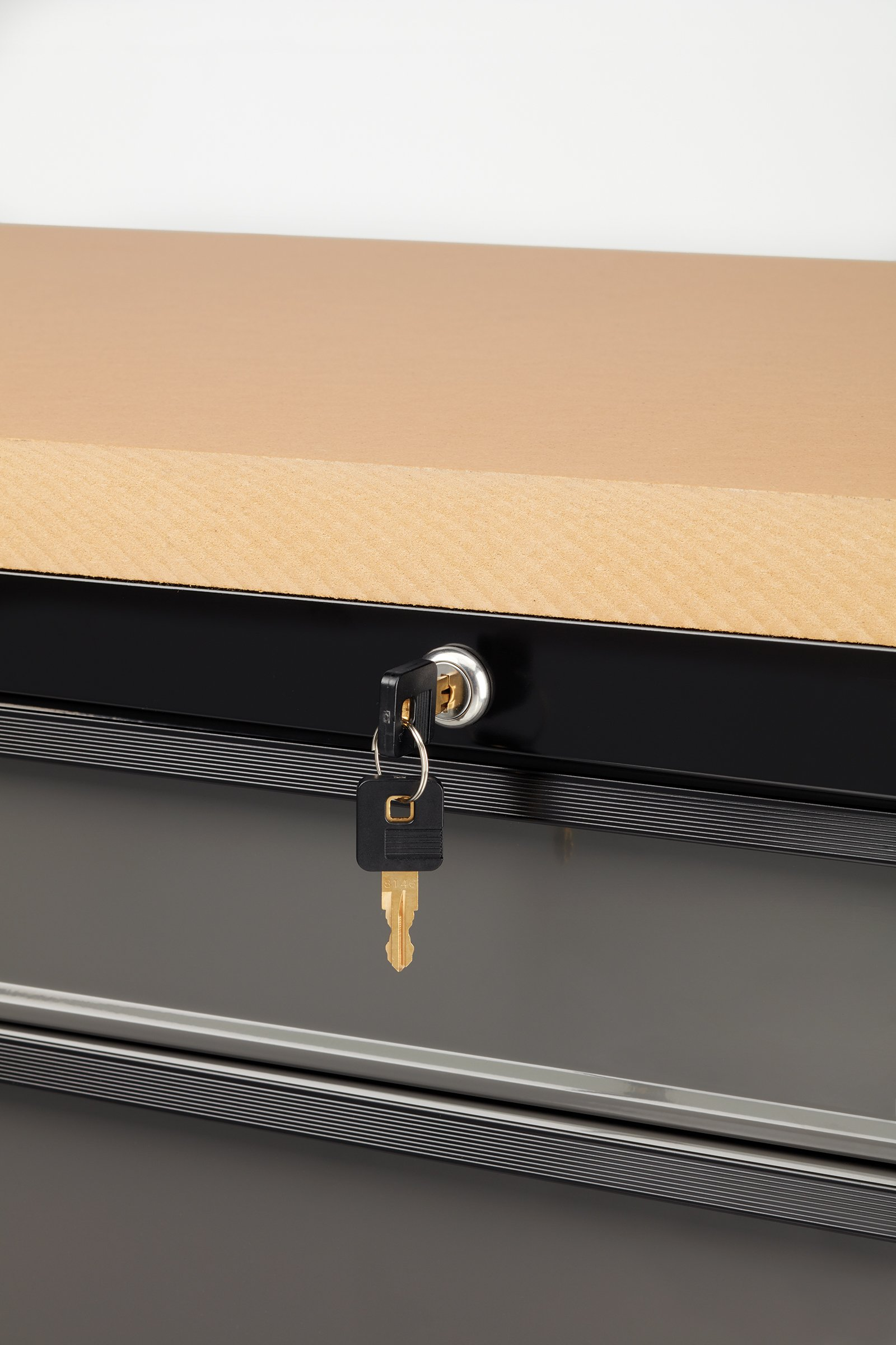 Waterloo W100 Series 8-Drawer Mobile Workbench, 53'' - Designed, Engineered & Assembled In the USA by Waterloo (Image #3)