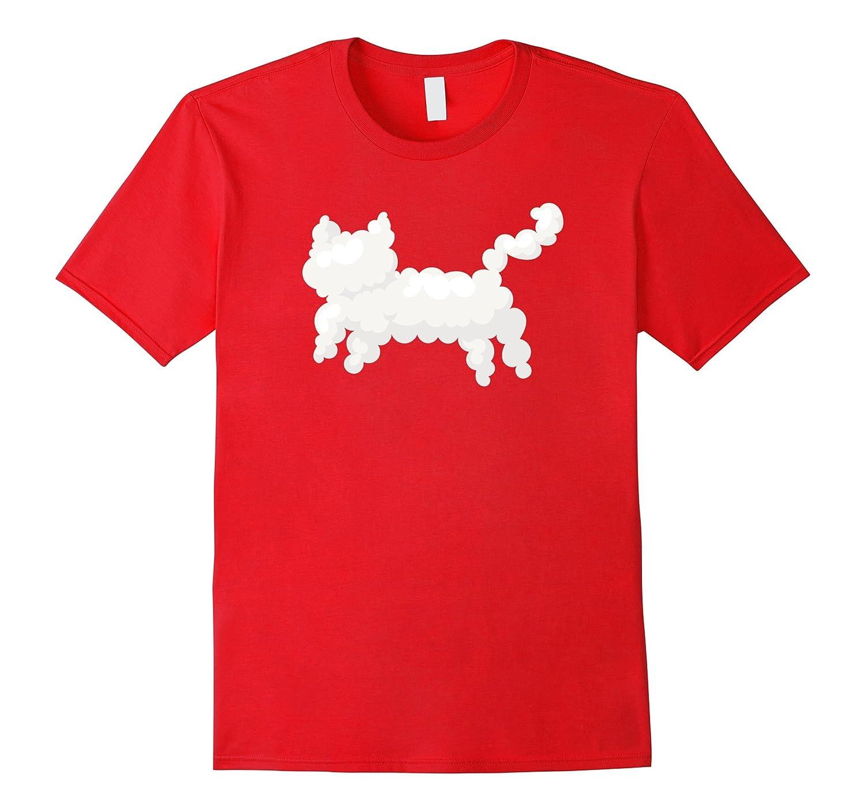 Cute Unique Cloud Animal | Cat & Kitten Lover T-Shirt & Gift-FL