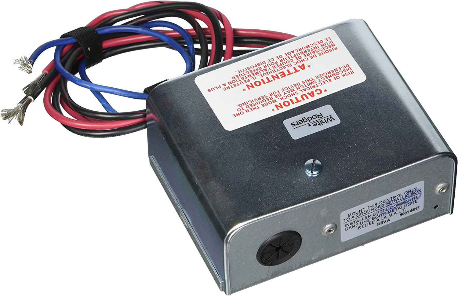 White Rodgers 24A06G-1 Dual Level Temperatur Control System