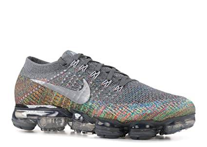 08458102e8a2 Image Unavailable. Image not available for. Color  NIKE Air Vapormax Flyknit   Multicolor  ...