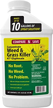 Ragan And Massey Comp N Save 16oz 41% Glyph Weed Killer