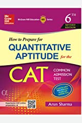 How to Prepare for Quantitative Aptitude for CAT Kindle Edition