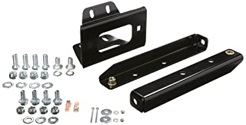 KFI Products 100660 Winch Mount for Polaris RZR on
