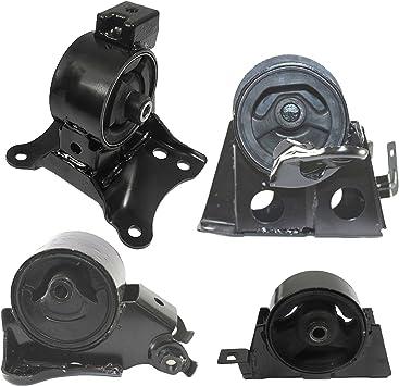 2005-2006 Nissan X-Trail 2.5L For  Engine Motor /& Transmission Mount 4PCS Set