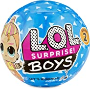 L.O.L Surprise! Boys Series 2 Doll with 7 Surprises