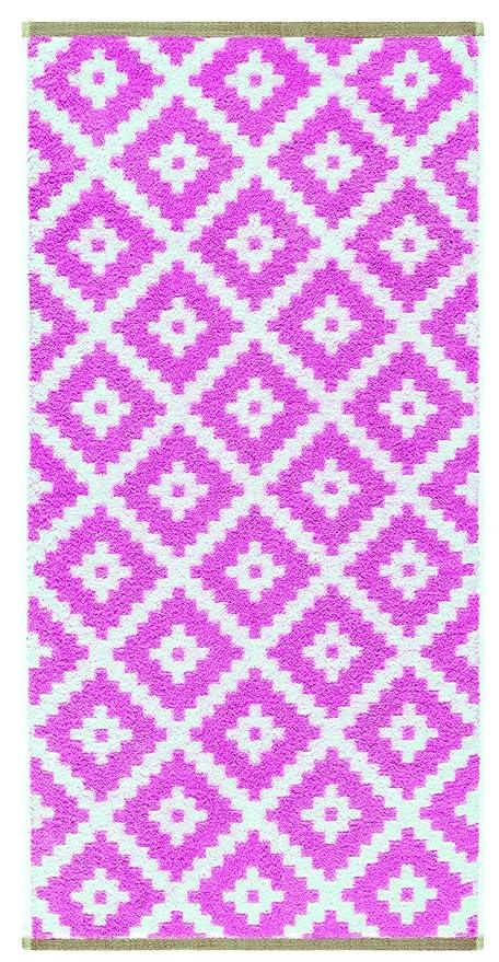 Egeria 30052 Ethno - toalla de mano, 100% de algodón, Peso: 500
