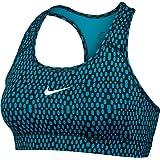 Nike Women's Victory Compression Mirror Mesh Sports Bra