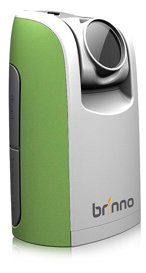 Brinno TLC200-Green - Cámara rápida (Pantalla LCD de 1.4