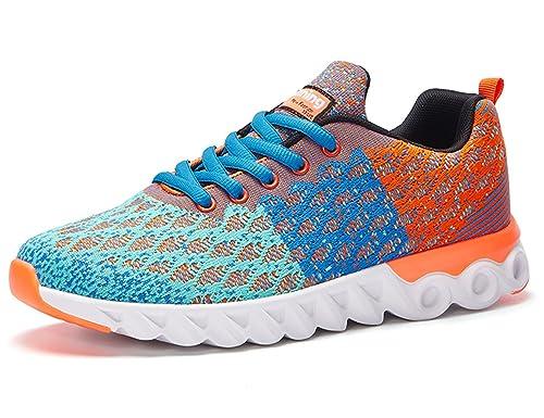 IIIIS-F Zapatos Para Correr EN Montaña y Asfalto Aire Libre y Deportes Zapatillas de Running Padel Para Mujer Hombre 39-44: Amazon.es: Zapatos y ...