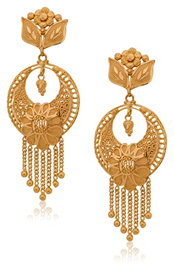 buy earring online below gold earrings designs at aucent price best jewellery berg in the com latest