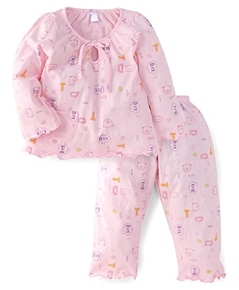 4ee05995d8e NammaBaby Girls Night Suit (3-4 years