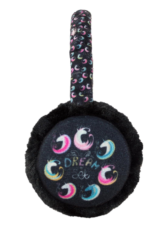 Cute Colorful Fuzzy Ear Muffs Kids, Winter Unicorn Earmuffs Warmer for Girls