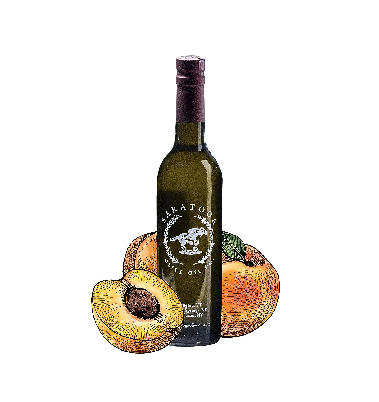 Saratoga Olive Oil Company Apricot White Balsamic Vinegar 200ml (6.8oz)