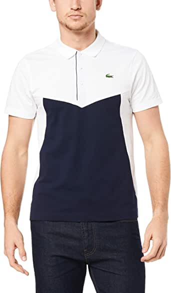 Lacoste Men's Tennis Performance Panel Polo