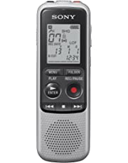 Sony ICD-BX140 Digital Mono HVXC/MP3 Voice Recorder with 4 GB Built-In Memory