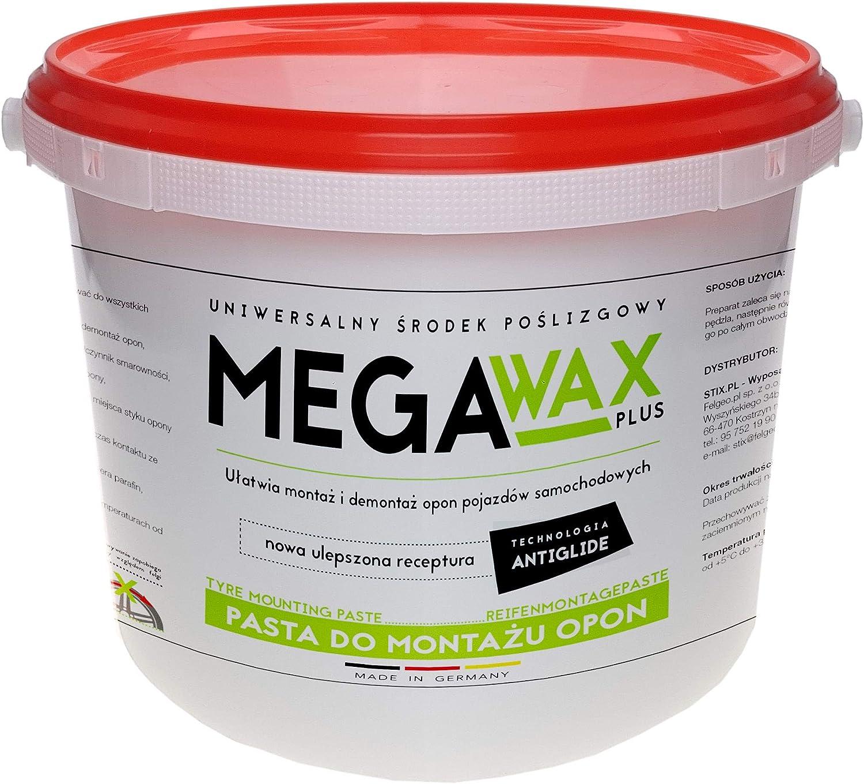 Reifenmontagepaste 3 Kg Mega Wax Reifen Montierpaste Montagepaste Paste Montage Werkstatt Auto