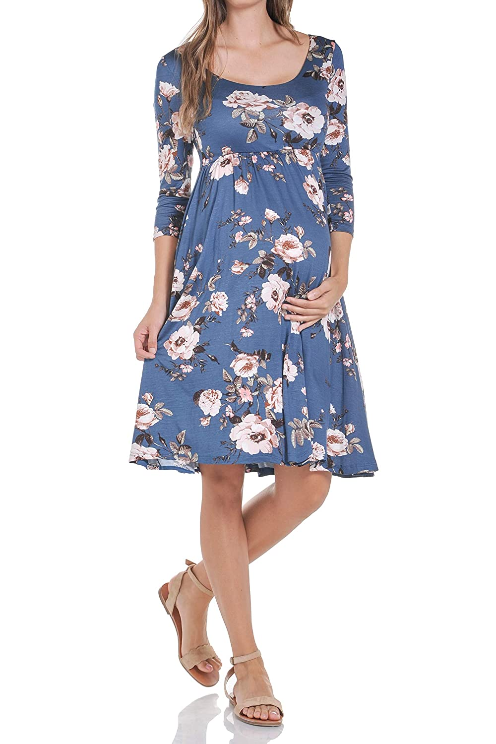 Beachcoco DRESS レディース B07GFR21G9 X-Large|Multi 05 Dutch Blue Flower Multi 05 Dutch Blue Flower X-Large