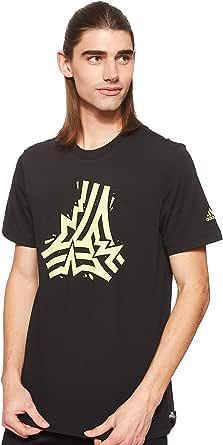 adidas Men's Tgo Grfx Logo T T-Shirt