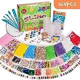 スライム slime kit スライム部品 DIY製作キット おもちゃ キラキラチャーム 手作りツール ストレス解消 パーティーで楽しく