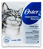 Oster Cat Fountain Filters Replacement for Clean