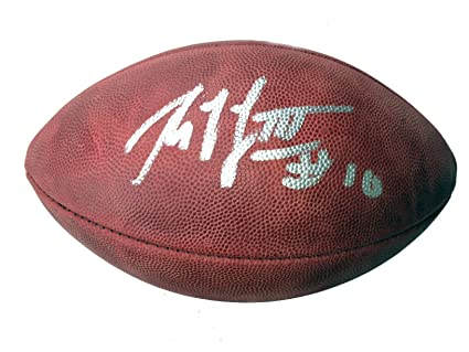 Image Unavailable. Image not available for. Color  Robert Griffin RG3  Autographed Official NFL Football Washington Redskins 3dacebf2e