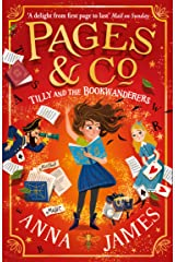 Pages & Co.: Tilly and the Bookwanderers (Pages & Co., Book 1) Kindle Edition