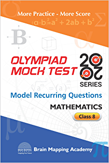 Talent & Olympiad Exams Resource Book-Class-8-Math eBook