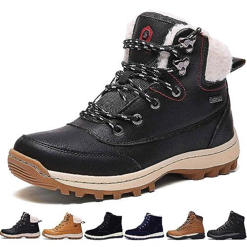 Bottes De RandonnéE Pour Hommes Chaussures homme Chaussures et Sacs DAN Bottes Pour Hommes Chaussures En Coton