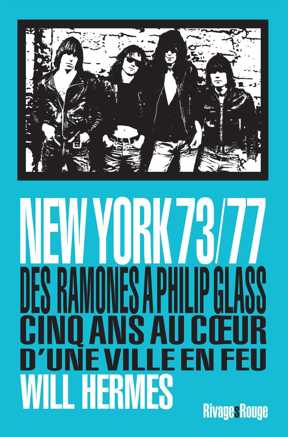 new york 73 77 des ramones philip glass cinq ans au coeur dune ville en feu