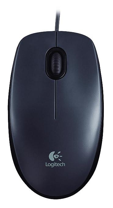544 opinioni per Logitech M90 Mouse USB, 2 Tasti, 1000 DPI, Nero