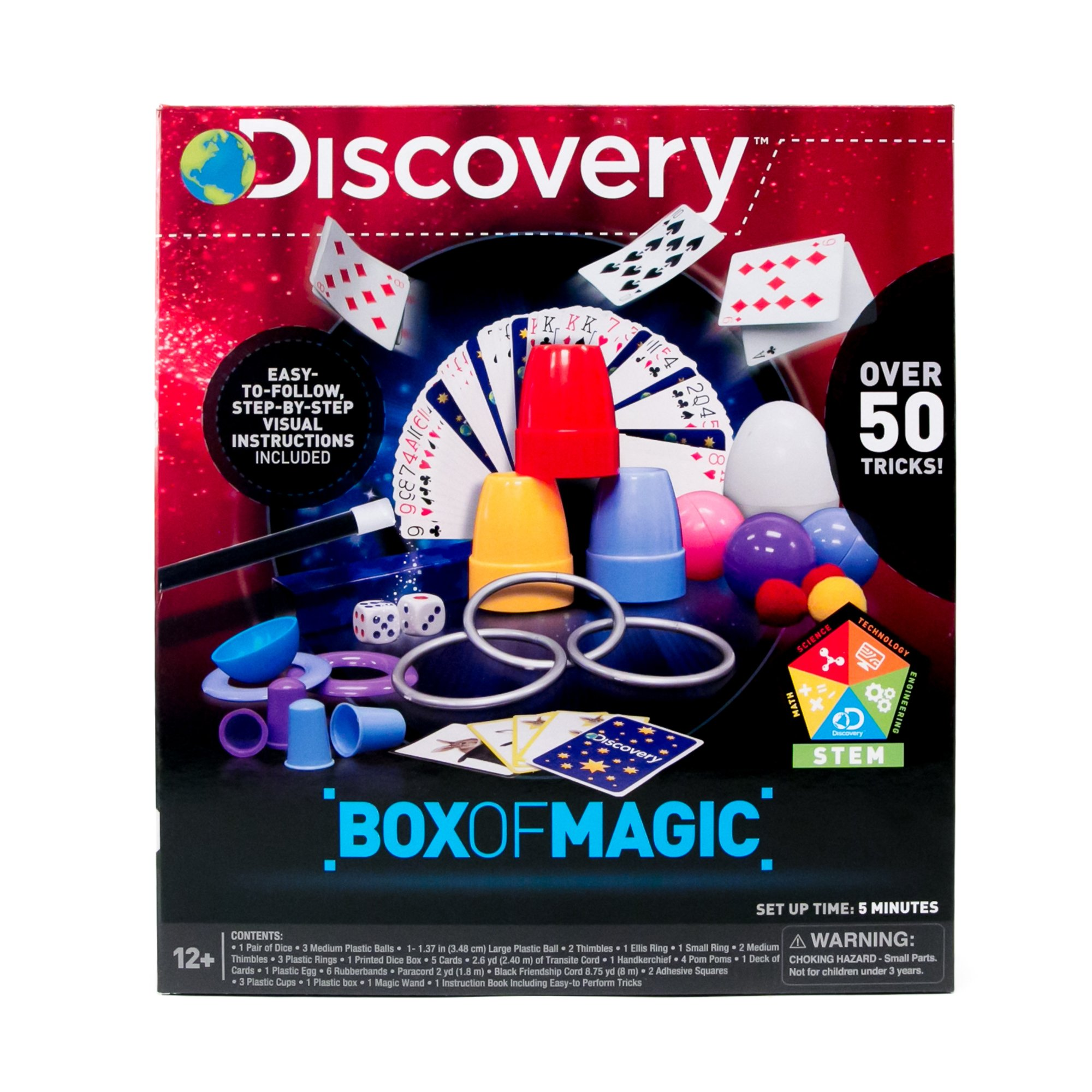 Discovery Box of Magic by Horizon Group USA