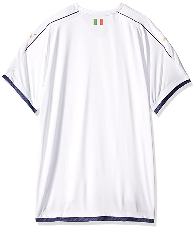 889846fc09b Amazon.com: PUMA Men's FIGC Italia Tribute Away Shirt Replica: Clothing