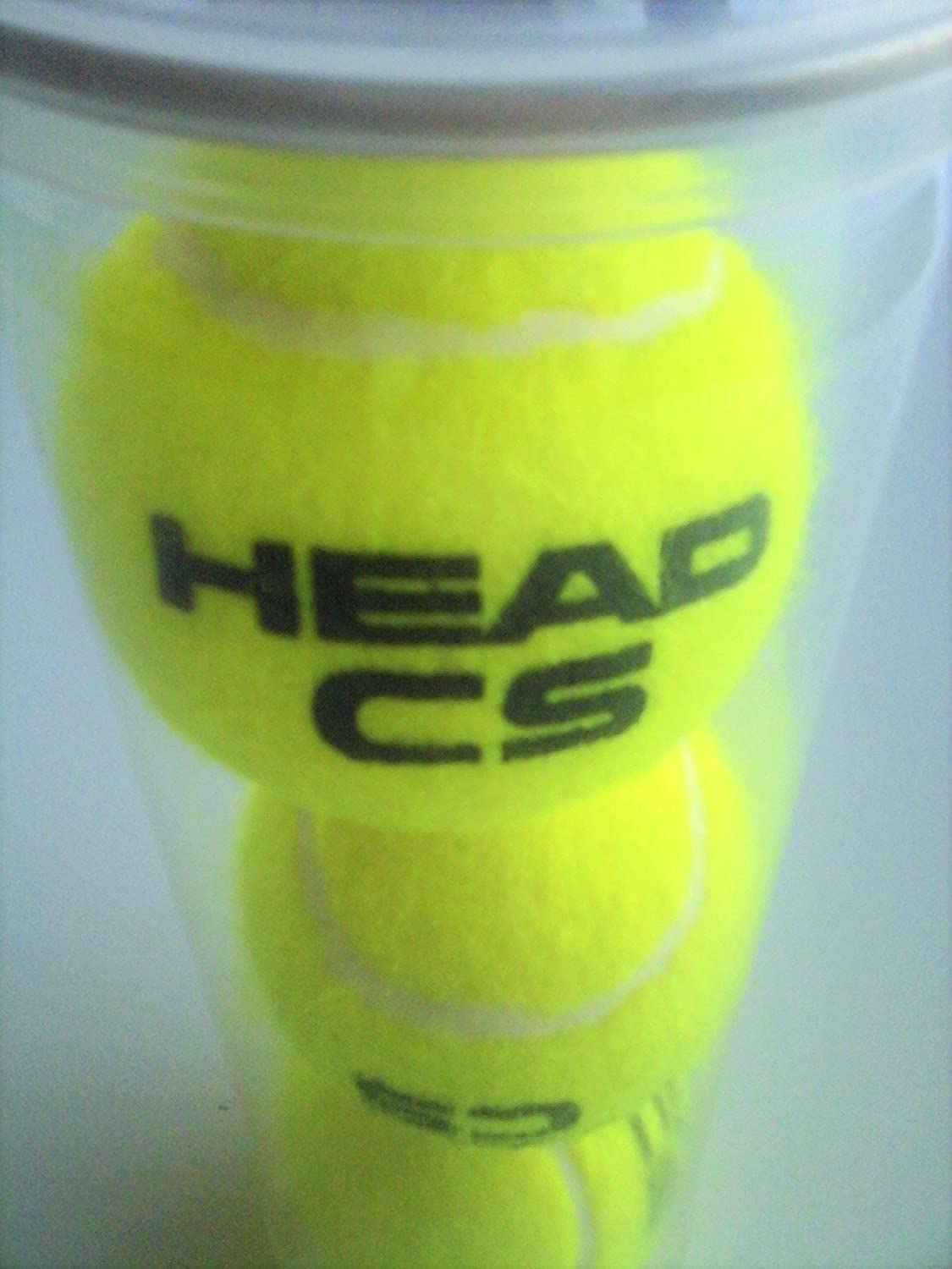 Head Pelotas Padel CS: Amazon.es: Deportes y aire libre