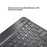 BoxWave Amazon Fire HD 8 (2017) Keyboard, [SlimKeys