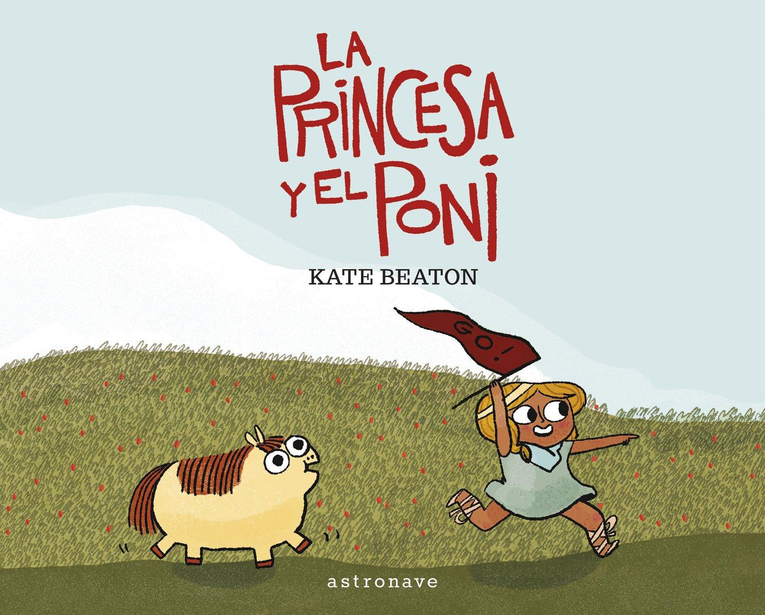 LA PRINCESA Y EL PONI: Amazon.es: Beaton, Kate: Libros