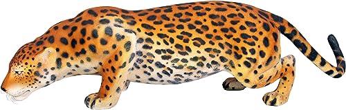 Design Toscano Prowling Spotted Jaguar Statue