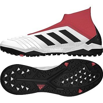 new style 7fe75 02c4b adidas Predator Tango 18 + TF Futsal Shoes, Men, White (ftwbla negbas