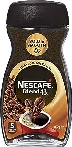 NESCAFÉ Blend 43 Original Instant Coffee 150g Glass Jar