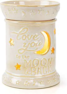 VP Home Ceramic Fragrance Warmer (Love You to The Moon & Back)