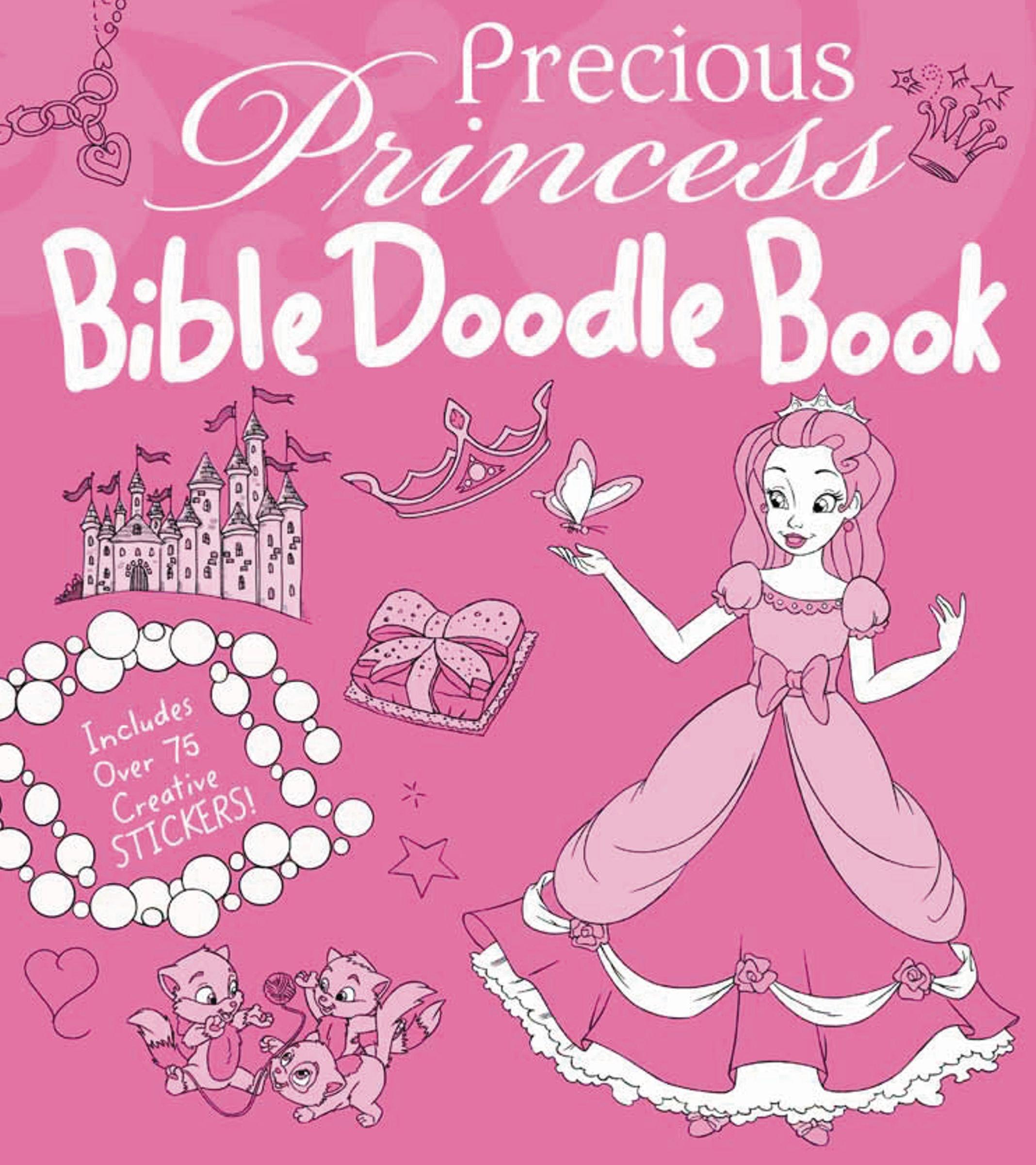 Read Online Precious Princess Bible Doodle Book ebook