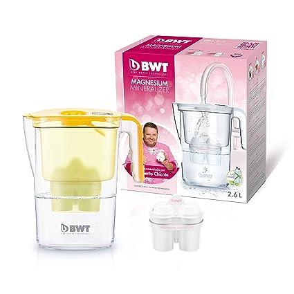 BWT Jarra de agua filtrante con magnesio