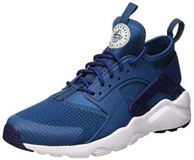 Amazon.com | Nike Youth Air Huarache Run Ultra GS Textile Trainers ...