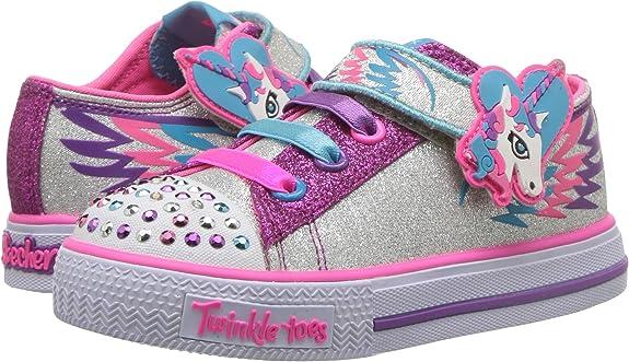 Skechers Shuffles Party Pets, Sneaker Bimba