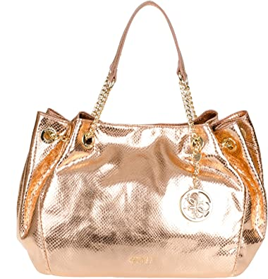 Guess , Sac à main pour femme or Rose Gold: Amazon.fr: Chaussures ...