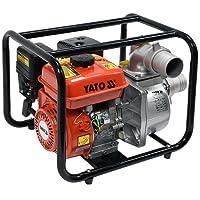 """GartenXL 3/"""" Benzin Wasserpumpe LTP80C Motorpumpe Teichpumpe Abwasserpumpe"""