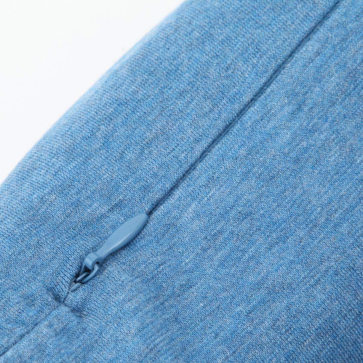 Neck Cushion Blue Microbead Muji Well-Fitted