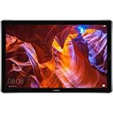 """Huawei MediaPad M5 Tablet with 10.8"""" 2.5D Display, Octa Core, Quick Charge, Quad Harman Kardon-Tuned Speakers, WiFi Only, 4GB+64GB, Space Gray (US Warranty)"""