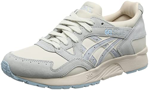 Asics Gel Lyte V Scarpe da Ginnastica Donna Beige Moonbeam/Light Grey 42 EU
